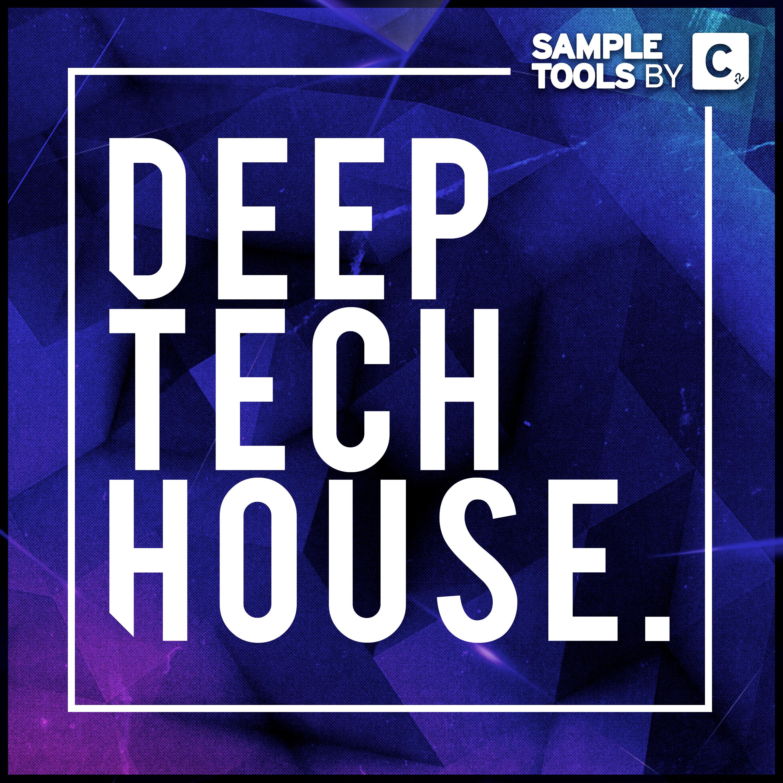 Deep Tech House Cover Art