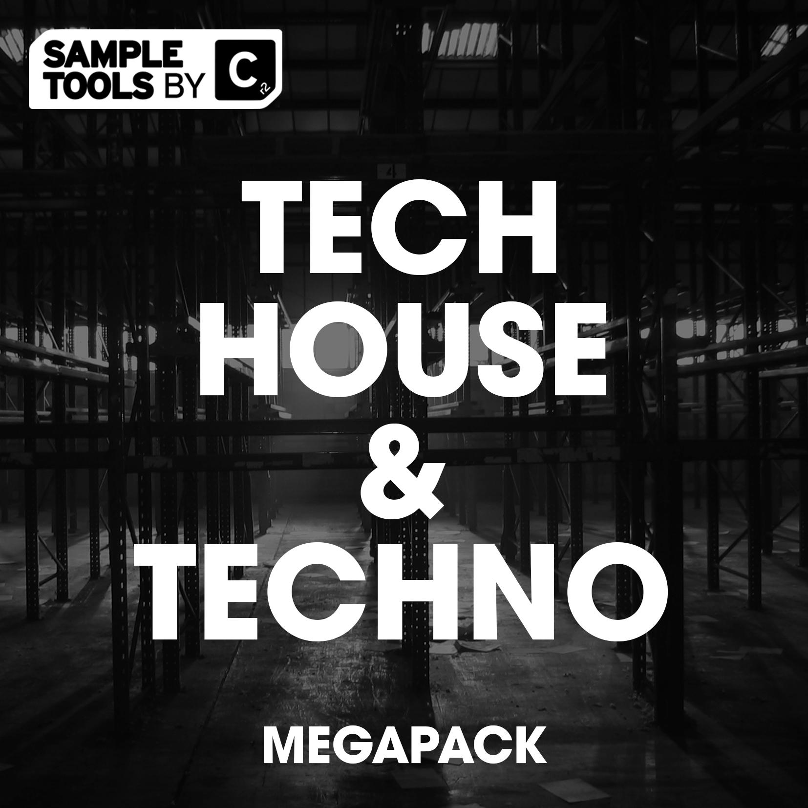 Tech House & Techno Megapack