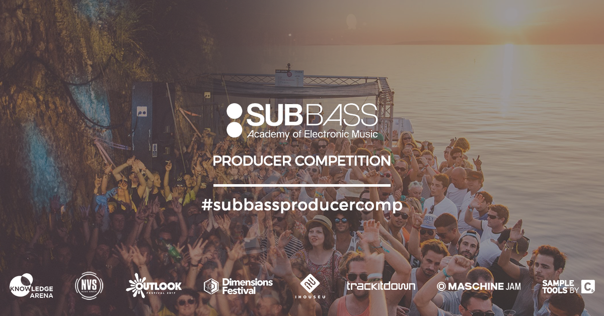 SubBass Producer Competition