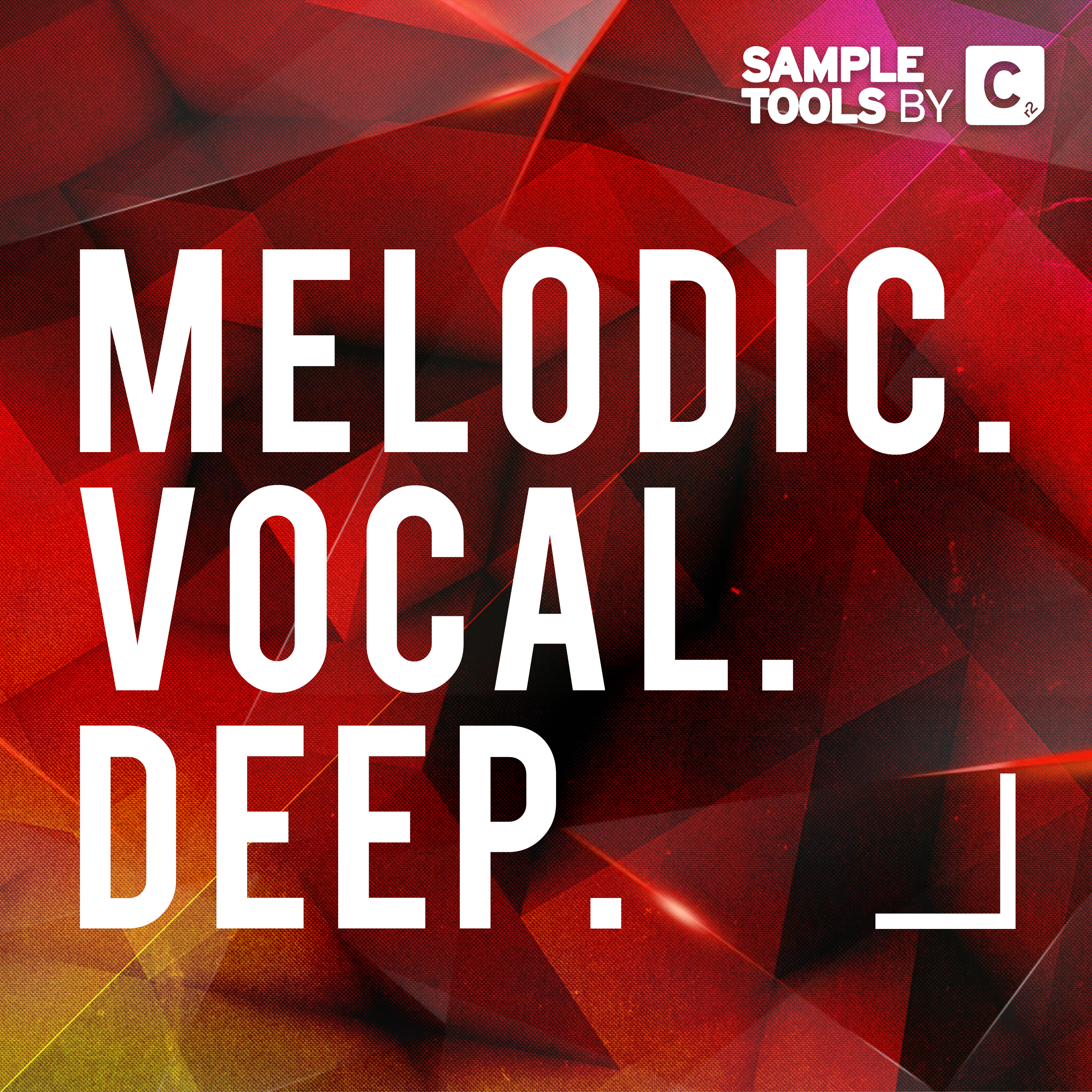Melodic Vocal Deep Artwork