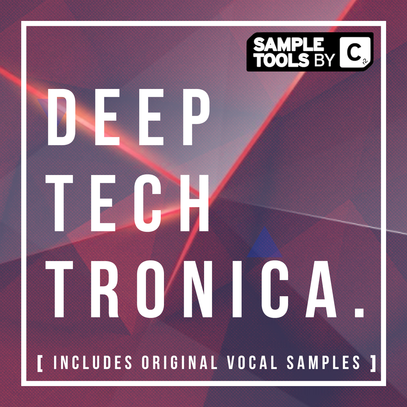 Deep Tech Tronica Artwork