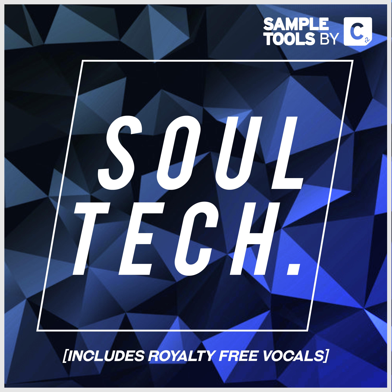 Soul-Tech Cover Art
