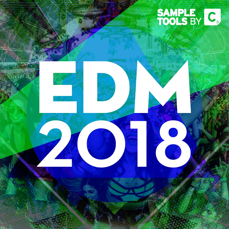 EDM 2018 Cover