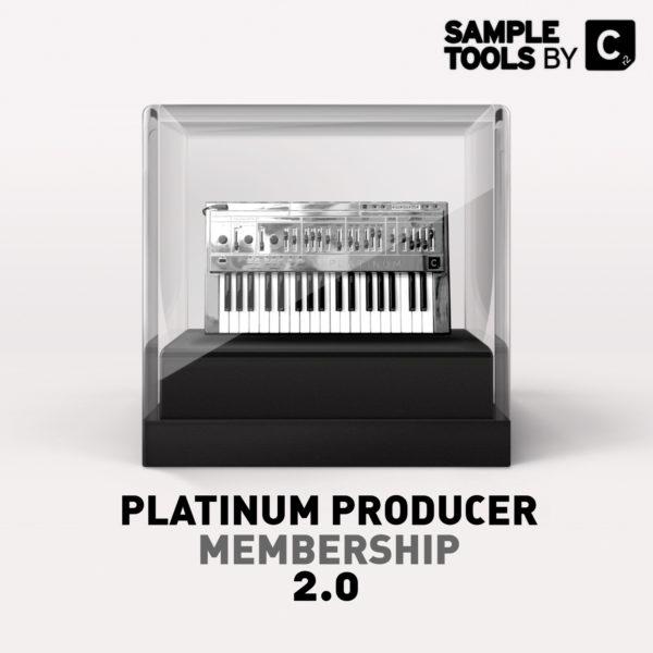 Platinum Producer Tools square banner 2