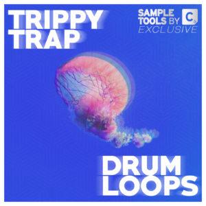 Trippy Trap Drum Loops Artwork