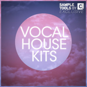 Vocal House Kits - Artwork