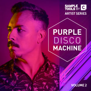 Purple Disco Machine Vol2 Artwork