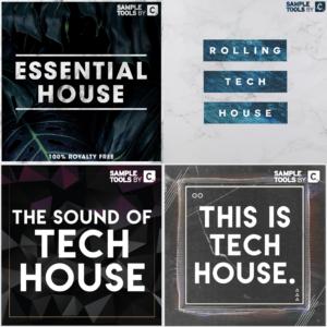Rolling Tech House Bundle