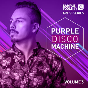 Purple Disco Machine Vol 3 Artwork
