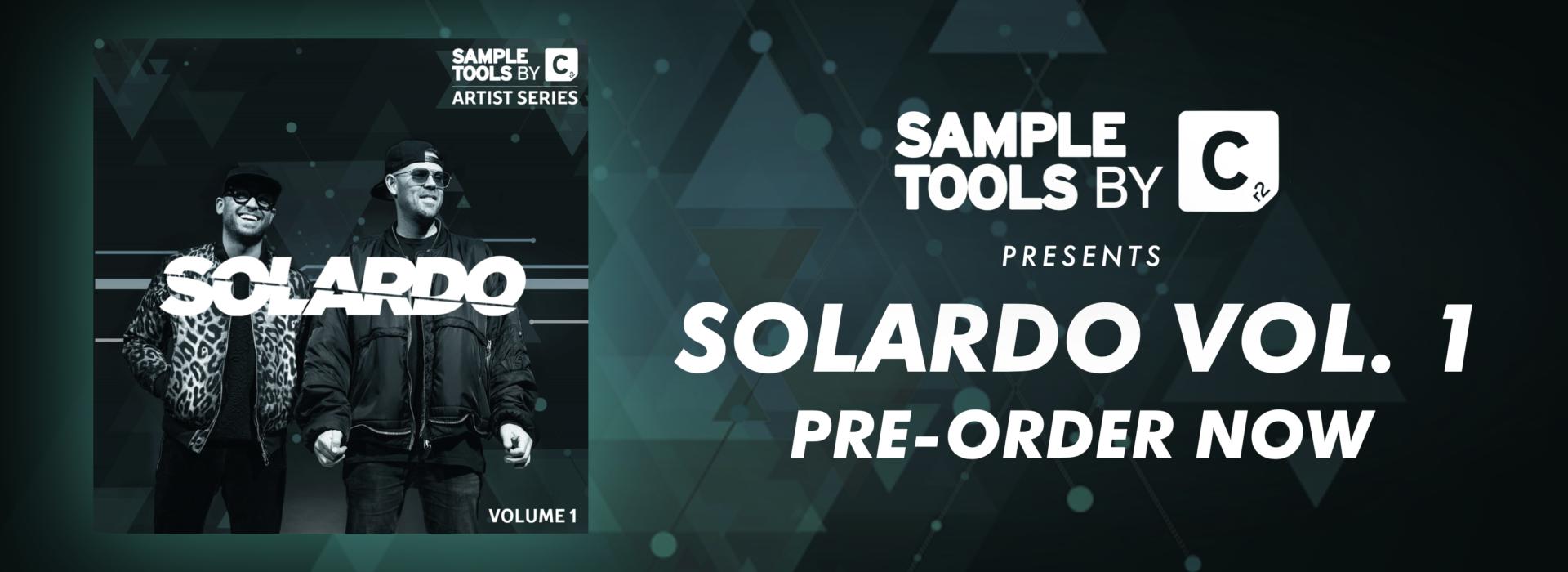 SOLARDO VOL. 1 || OUT NOW