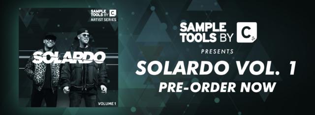SOLARDO VOL. 1 || PRE-ORDER NOW