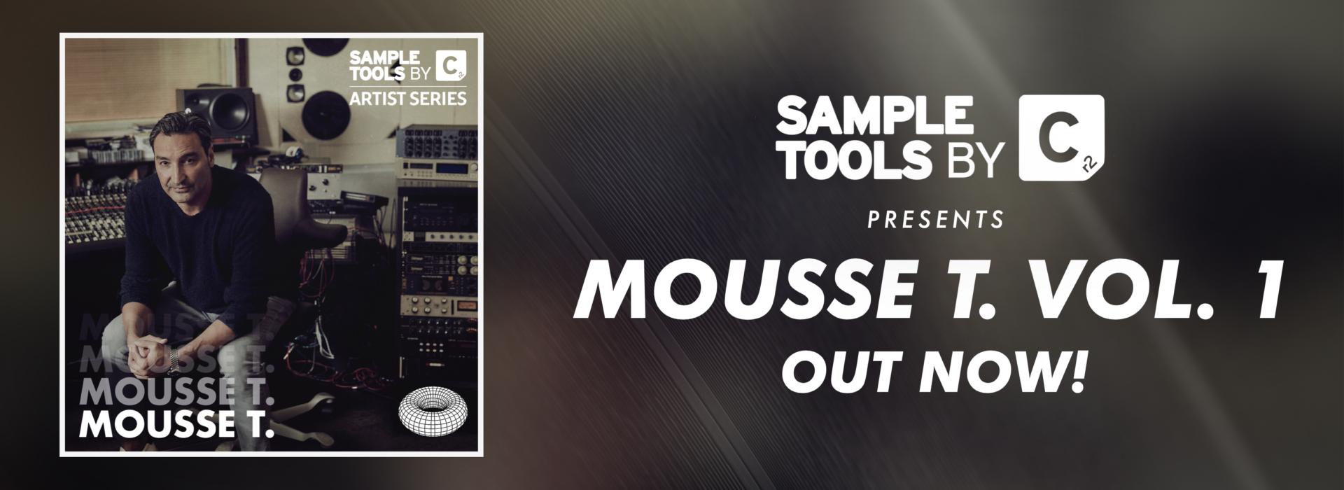 MOUSSE T. VOL. 1 || OUT NOW
