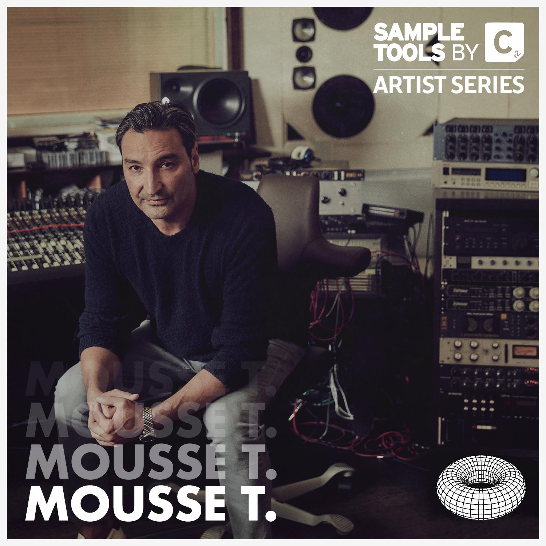 Mousse T - Artwork