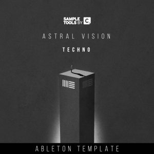 Astral Vision Ableton Template Artwork