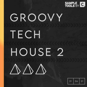 Groovy Tech House 2 Artwork
